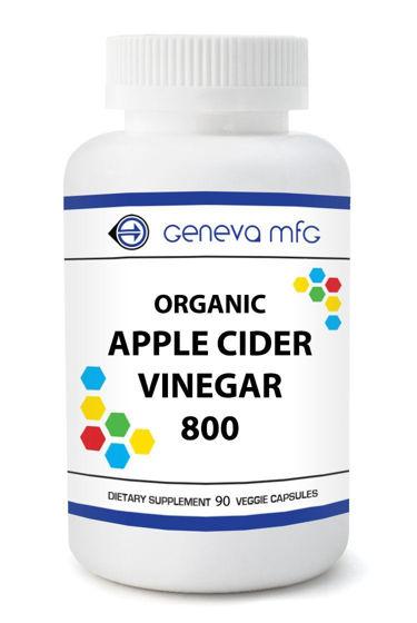 Picture of Organic Apple Cider Vinegar 1600