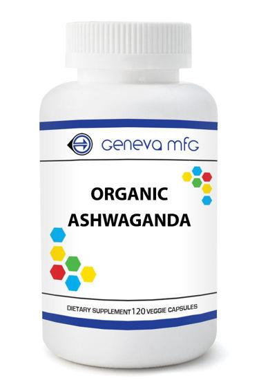 Picture of Organic Ashwagandha